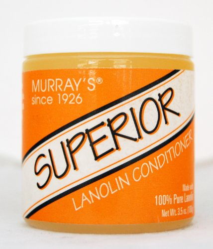 Hairdressing Pomade - Murray's Superior Hair Dressing Pomade, 3 Ounce (Pack of 4)