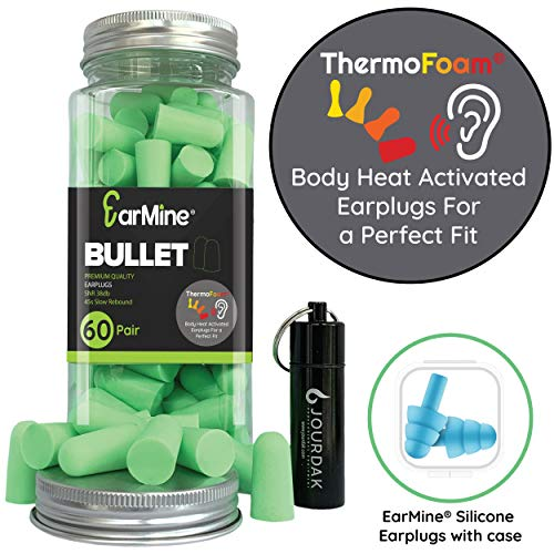 Ear Plugs for Sleeping Block Out Snoring