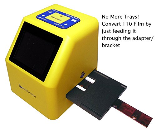Wolverine F2D Super 20MP 4-In-1 Film to Digital Converter