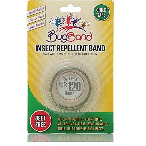 Bugband Wristband Insect Repellent Assorted product image