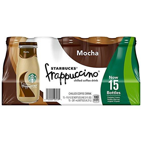 Starbucks Frappuccino Coffee Drink, 9.5 Ounce
