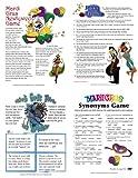 Printable Mardi Gras Games Pack [Download]