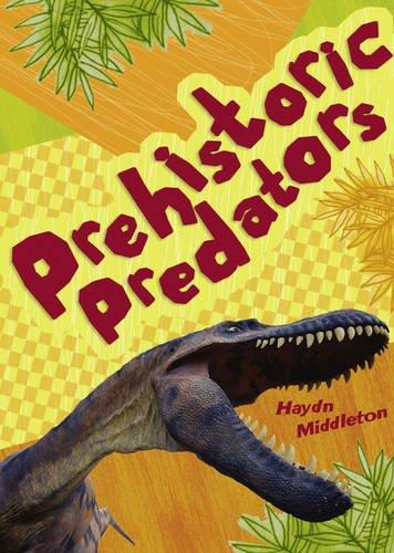 Download Pocket Facts: Red: Level 7: Prehistoric Predators pdf epub