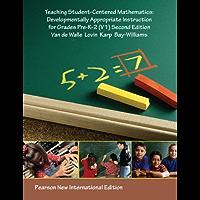 Teaching Student-Centered Mathematics: Pearson New International Edition: Developmentally Appropriate Instruction for Grades Pre K-2 (Volume I)