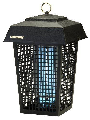 Flowtron BK-80D 80-Watt Electronic Insect Killer, 1 Acre Coverage, 2-pack by Flowtron by Flowtron