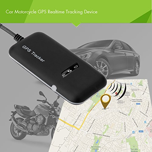 KKmoon GPS Realtime Tracker Car Motorcycle Tracking Device System GSM GPRS Locator by KKmoon (Image #3)