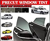 #2: Computer Customized Pre-cut Window Tint Kit For (Full Kit (All Side and Back Windows))