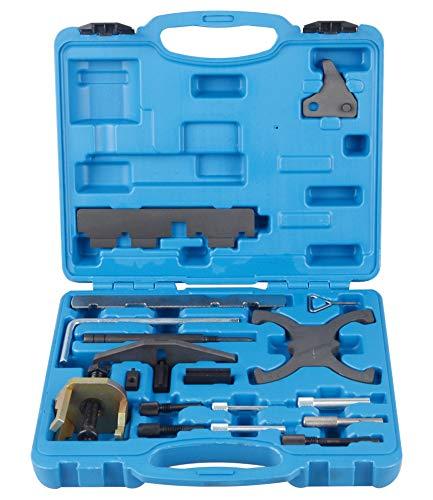 (DA YUAN Master Engine Timing Tool Kit Set for Ford Mazda 1.4 1.6 1.8 2.0 Di/TDCi/TDDi Kit)