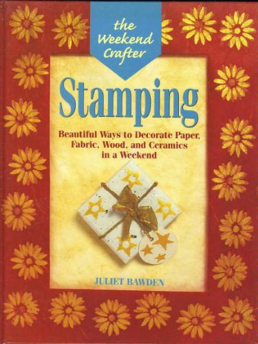 Stamping (The Weekend Crafter)