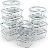 Best Food Storages - Razab 24 Piece Glass Food Storage Containers w/Airtight Review