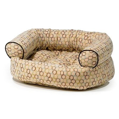 Bowsers Double Donut, X-Large, Herringbone (Bed Microvelvet Double Donut)