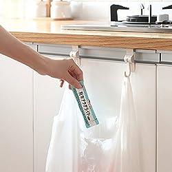 Sink Cabinet - Sink Cabinet Door Hooks Hooked 2 Rear Doors Garbage Bag Miscellaneous Rotary - Mat Slide Flip Inch Liner Protectors Floor And Mats Hardware