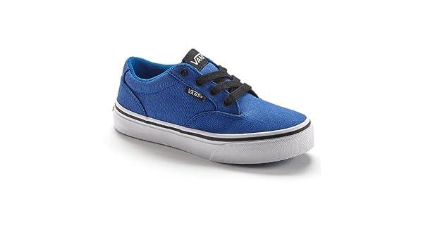 d280aaa407e Amazon.com  Vans Blue Winston Skate Shoes - Boys  Everything Else