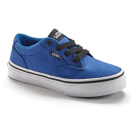 27a051497f Amazon.com  Vans Blue Winston Skate Shoes - Boys  Everything Else