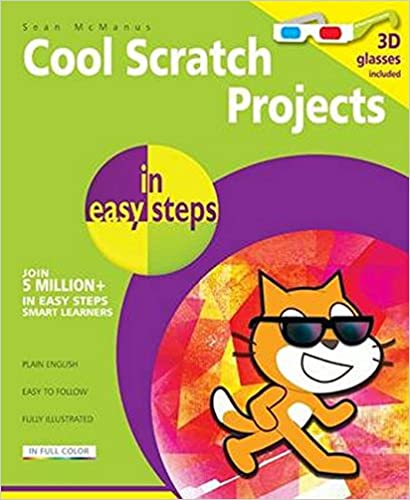 Amazon com: Cool Scratch Projects in easy steps