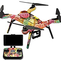 Skin For 3DR Solo Drone – Sour Candy   MightySkins Protective, Durable, and Unique Vinyl Decal wrap cover   Easy To Apply, Remove, and Change Styles   Made in the USA