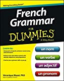 French Grammar For Dummies(R)