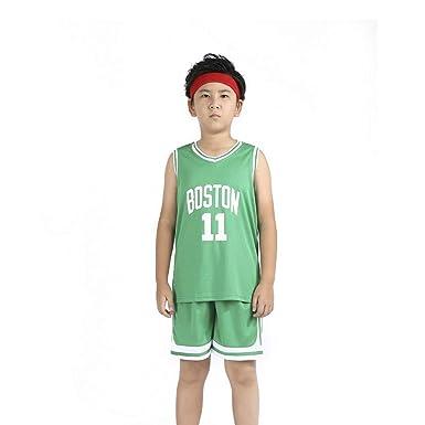 Boston Celtics Kyrie Irving #11Jersey para niños y niñas, Hombres ...