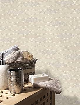 Swell Tile Wallpaper Brick Effect Glitter Apex Washable Vinyl Download Free Architecture Designs Ogrambritishbridgeorg