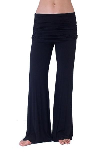 Amazon.com: Yogi ropa falda Wideleg Pant: Clothing