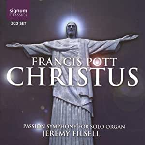 Christus Passion Symphony for Solo Organ