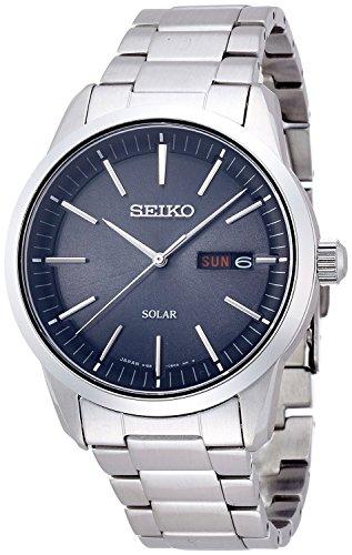 SEIKO Watch SPIRIT Smart Solar Sapphire Glass SBPX063 Mens