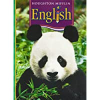 Houghton Mifflin English: Student Edition Consumable Grade 1 2006