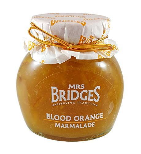 Mrs Bridges Blood Orange Marmalade, 12 Ounce (Recipe For Cranberry Sauce With Orange Marmalade)