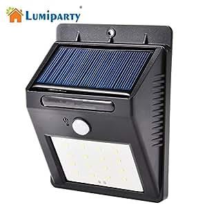 Zehui 16 LED Outdoor Solar Powerd Wireless Waterproof Security Motion Sensor Light Solar Light 4pcs
