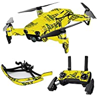 MightySkins Skin for DJI Mavic Air Drone - Tread Lightly   Max Combo Protective, Durable, and Unique Vinyl Decal wrap cover   Easy To Apply, Remove, and Change Styles   Made in the USA