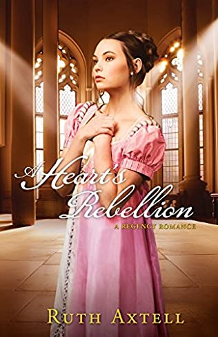 book cover of A Heart\'s Rebellion