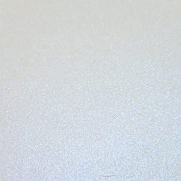 10 x ice white pearlescent shimmer double sided a4 paper by cranberry card company amazon co uk kitchen home