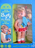 TV's TALKING BUFFY and MRS. BEASLEY A Small Talk DOLL by Mattel (Buffy TALKS! 1968 Mattel Hawthorne)
