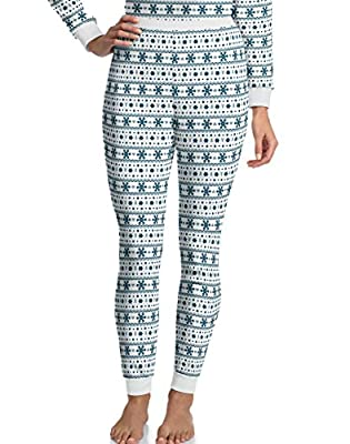 Hanes Women's X-Temp Thermal Pant