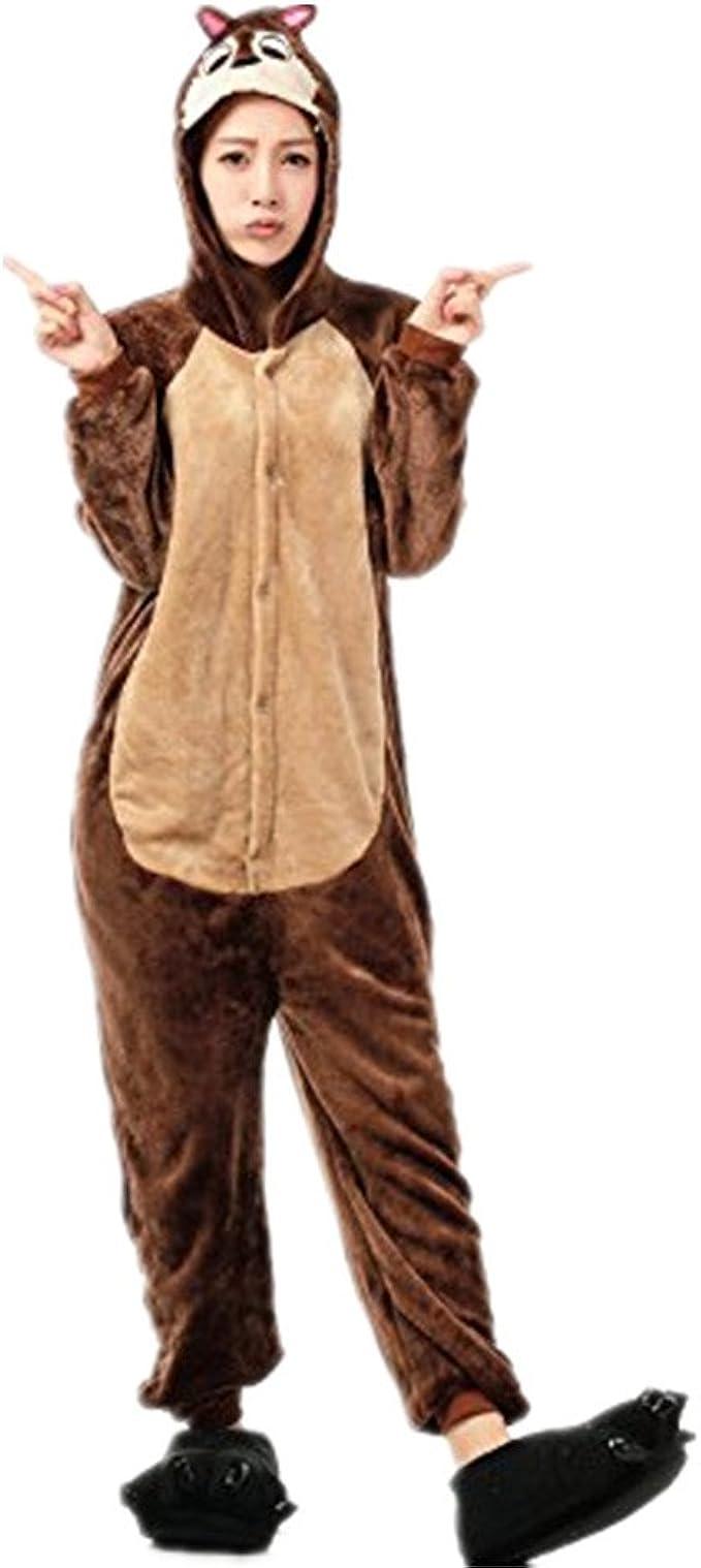SMO Animal Disfraz De Pijama para Unisex Sudaderas con capucha ...