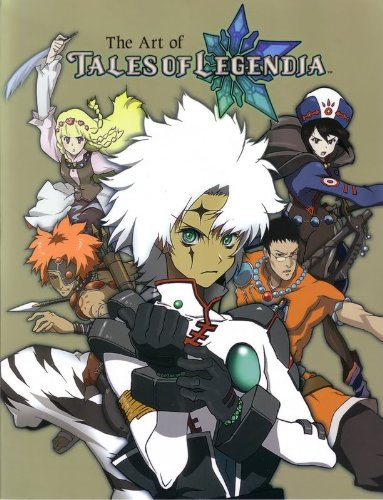 Image of The Art of Tales of Legendia
