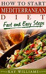 How To Start Mediterranean Diet in 5 Easy Steps ((Mediterranian Diet Books)) (English Edition)