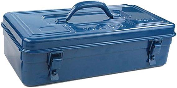 Caja de herramientas Caja de almacenamiento metálica de hierro ...