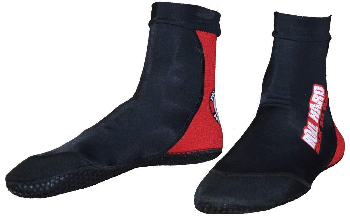 RollハードMMA Grappling Training Socks for Jiu Jitsu、Grappling、Wresting and Martial Arts  Large