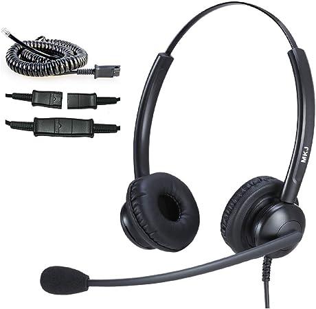 Rj9 Telefon Headset Für Büro Telefone Call Center Elektronik