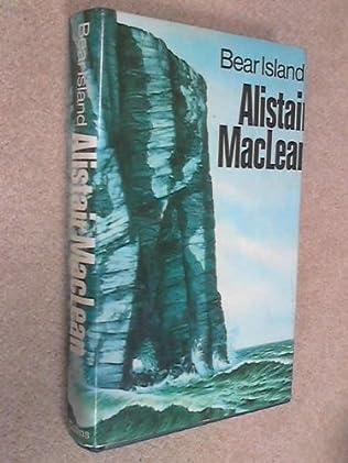 book cover of Bear Island