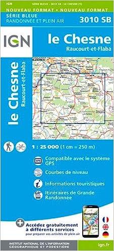 3010SB LE CHESNE RAUCOURT ET FLABA