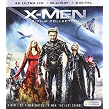 X-men Trilogy Uhd+dhd