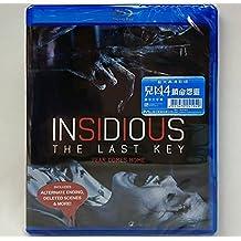 Insidious The Last Key (Region A Blu-Ray) (Hong Kong Version / Chinese subtitled) 兒凶4: 鎖命怨靈