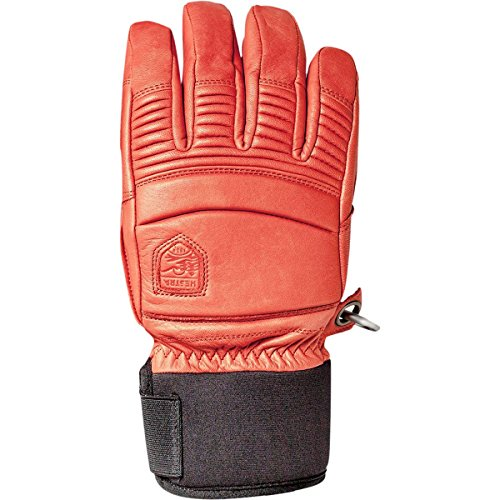 Hestra Fall Line Glove Flame Red, 6 by Hestra