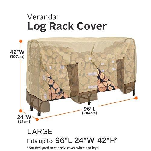 72982 Veranda Rack Covers