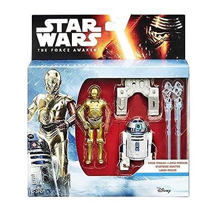 Kylo Ren//Finn//Yoda//Stormtrooper//BB8//R2-D2 Droid Star Wars Large Talking Figure