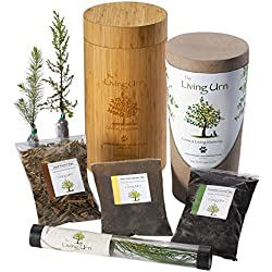 The Living Urn for Pets Planting System