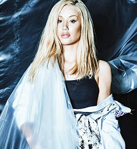 XXW Artwork Iggy Azalea Poster Singer/Pop/Music Prints Wall Decor Wallpaper