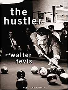 Author of the hustler walter with